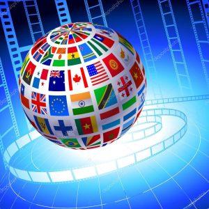 depositphotos_6507627-stock-illustration-flags-globe-with-film-reel